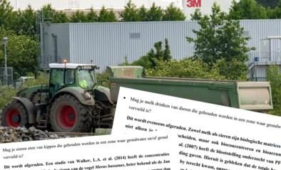 Het rapport dat vier jaar geleden al waarschuwde voor groenten uit PFOS-grond, maar in de schuif verdween