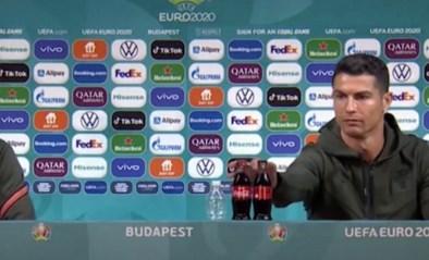 Hoe erg kan drankje van sponsor weg zetten zijn? Experts denken dat stunt van Ronaldo en Pogba nog een staartje krijgt