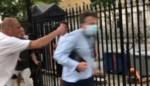 BBC-reporter belaagd door boze actievoerders na briefing over het coronavirus