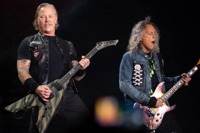 Metallica volgend jaar headliner op Pinkpop, Red Hot Chili Peppers zeggen af