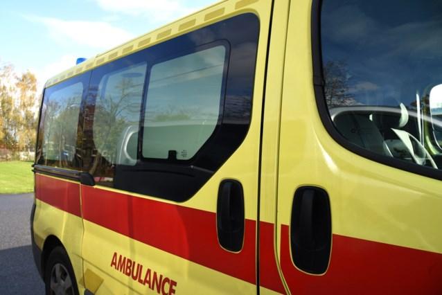 Bromfietser gewond bij aanrijding in Hasselt