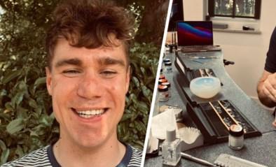 """Fabio Jakobsen toont wonderlijke transformatie: """"Tik voor tanden"""""""