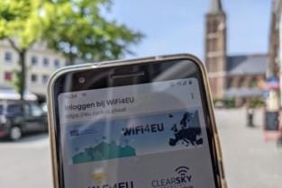 Gratis wifi op openbare plaatsen