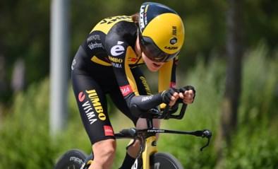 """Julie Van De Velde maakt het Lotte Kopecky knap lastig en pakt zilver: """"Op schema voor de Olympische Spelen"""""""