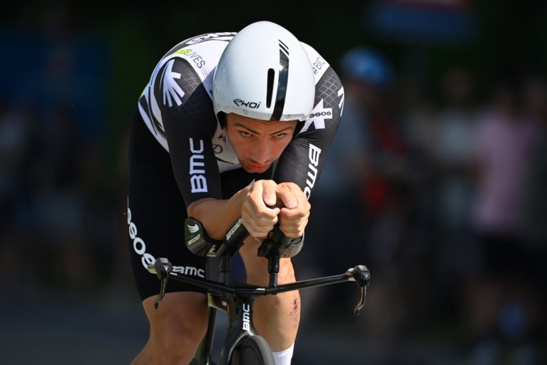 """Remco Evenepoel: """"Dat Yves wint verzacht de pijn, maar dit is toch wel een dreun voor de Spelen"""""""