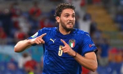 Sterk Italië stoot door naar volgende ronde na vlotte zege tegen Zwitserland