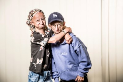 Progeriapatiënte Amber krijgt excuses van minister, maar moet toch wachten op vaccin