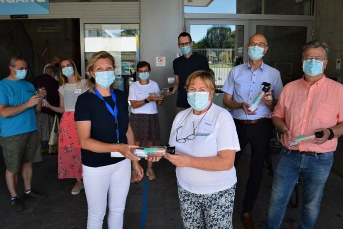 750 drinkbussen voor de helden van vaccinatiecentra ELZ Regio Menen