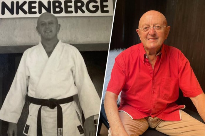 """Trainer André (79) neemt na 62 (!) jaar afscheid van judoclub: """"Tot vorig jaar nog twee keer per week op de mat"""""""