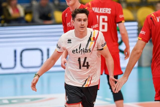 Selectie Red Dragons gekend voor Final Four in Kortrijk