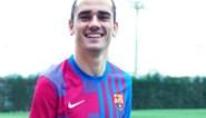 FC Barcelona stelt nieuw truitje voor, met opvallende broek (maar waar is Messi?)