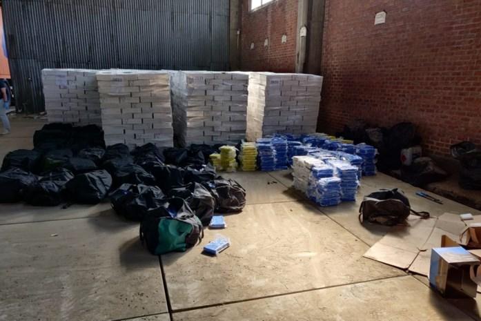 Tot acht jaar cel voor jonge Nederlanders die met 4,2 ton cocaïne betrapt werden
