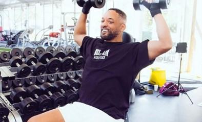 Will Smith deelt grappige beelden van zijn comeback in de fitness