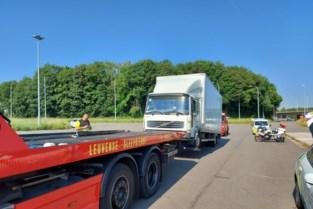 Bijna 9.000 euro aan boetes geïnd tijdens controle op zwaar verkeer