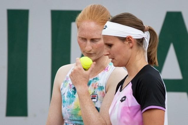 Alison Van Uytvanck en Greet Minnen ontmoeten elkaar in kwartfinales in Nottingham