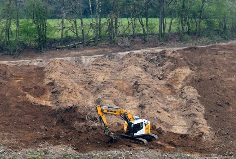 Nieuwe reeks opgravingen naar vermeend slachtoffer van Michel Fourniret stopgezet