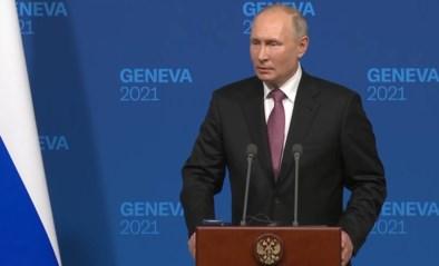 """Amerikaanse journaliste confronteert Poetin: """"Waar bent u zo bang van?"""""""