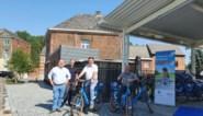 Voortaan ook deelfietsen aan station van Haacht