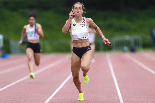 België naar EK atletiek voor landenteams zonder enkele absolute toppers