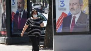 Verkiezingen onder hoogspanning in Armenië na verloren oorlog