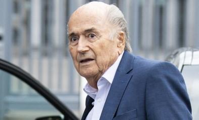 Sepp Blatter wordt in augustus verhoord in zaak rond FIFA-schandaal