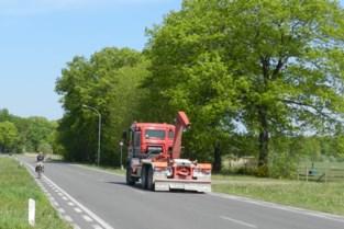 Steenweg op Weelde krijgt trajectcontrole