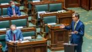 """Premier Alexander De Croo (Open VLD): """"Nodige voorzichtigheid aanhouden tijdens eerste weken van juli"""""""