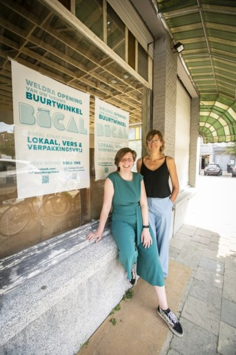 Verpakkingsvrije winkel Bocal opent straks aan het Vosplein<BR /><BR />