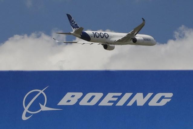 Ook Britten sluiten compromis in vliegtuigdispuut met VS