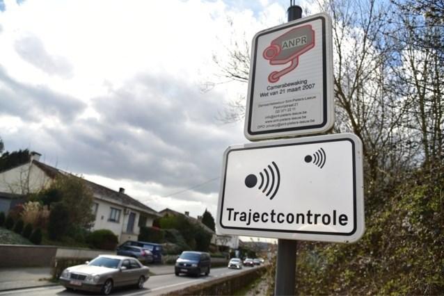 Dit jaar nog 20 bijkomende trajectcontroles op Vlaamse gewestwegen