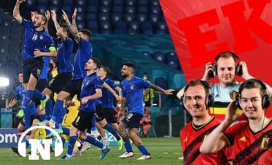 """SJOTCAST EK #6. """"Italië kan een unieke dubbel verwezenlijken: Eurosong én het EK winnen"""""""