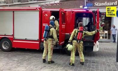 Vrouw gewond na keukenbrand in hartje Tongeren