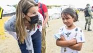 """Sammy Mahdi en Sophie Wilmès bezoeken vluchtelingenkamp op Lesbos: """"Dit is duidelijk Moria 2.0"""""""