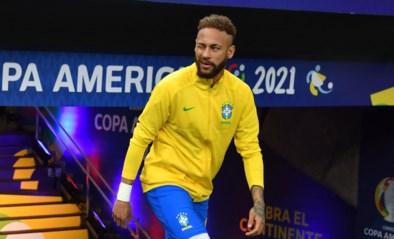 Neymar gaat niet naar Olympische Spelen, Dani Alves wel opgeroepen