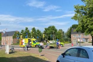 77-jarige fietser gewond na val op rotonde in Zonhoven