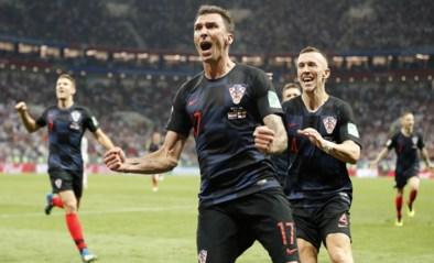 Offensief onmondig Kroatië nu al met het mes op de keel: wie vult de schoenen van Mandzukic?