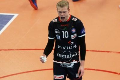 """Mathijs Desmet ambitieus met Red Dragons: """"Stunten in de halve finale en dan voluit voor toernooiwinst"""""""