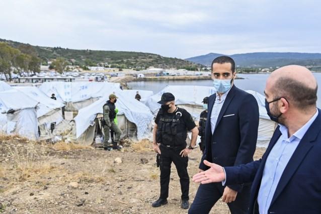 72 asielzoekers uit Griekse kampen naar België