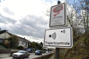 """Nog dit jaar trajectcontrole op vijf extra plaatsen in Vlaamse Ardennen: """"Nut is bewezen, tot 30 percent minder ongevallen"""""""