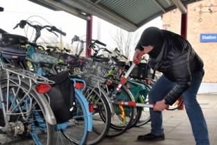 Regio geteisterd door fietsdiefstallen, politie pakt twee verdachten op