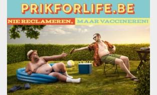 """Campagne om vaccinatiebereidheid bij jonge mensen te vergroten: """"Met postkaarten, want jongeren zijn de stortvloed aan berichten op sociale media beu"""""""