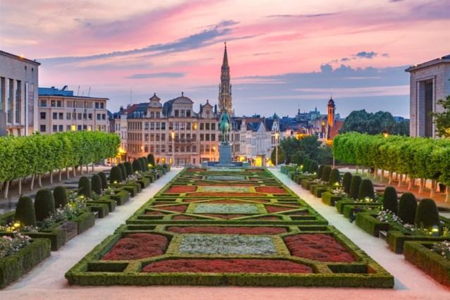 Brussel en heel Frankrijk kleuren nu ook oranje op Europese coronakaart