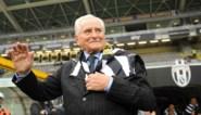 Juventus-grootheid Giampiero Boniperti overleden