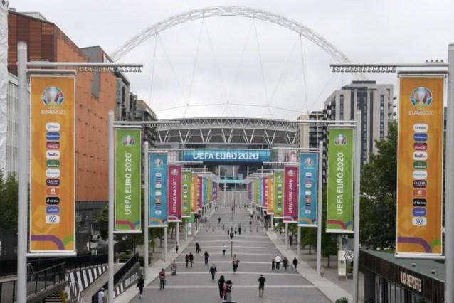 Verliest Londen de halve finales en finale van het EK? UEFA schermt met last minute verhuis naar Boedapest