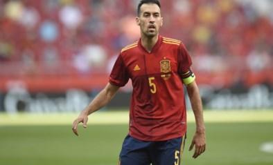Sergio Busquets keert na coronabesmetting terug in Spaanse EK-selectie