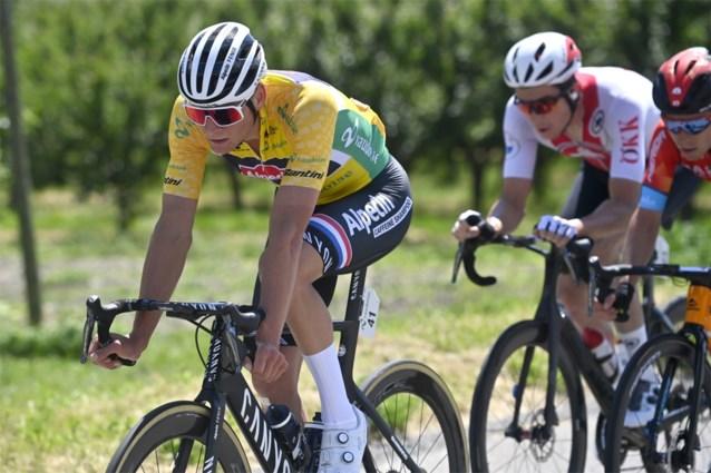 Mathieu van der Poel stapt uit de Ronde van Zwitserland met verkoudheid