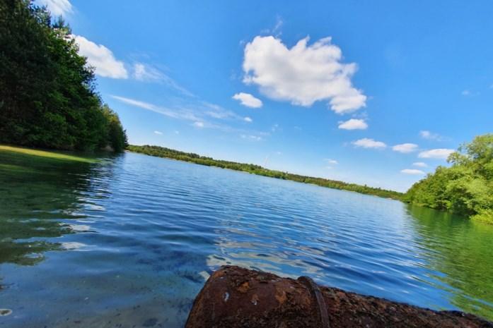 Populair bij jongeren, maar zwemmen in 't Koowt is verboden