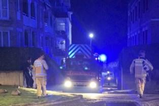 Bewoners van 33 flats geëvacueerd na brand