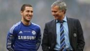 """José Mourinho neemt geen blad voor de mond over Eden Hazard: """"Hij is een geweldige voetballer die verschrikkelijk traint"""""""