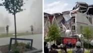 Amateurbeelden tonen ravage nadat basisschool in opbouw deels instort in Antwerpen